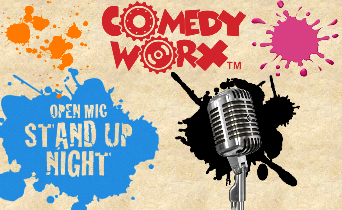 Open Mic Stand Up